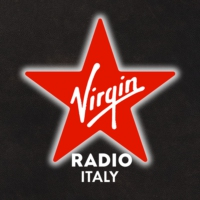 Logo of radio station Virgin Radio Italia