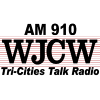Logo of radio station WJCW-AM