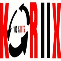 Logo of radio station KORIIX