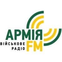 Logo of radio station Армія fm