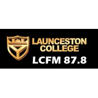 Logo of radio station LCFM 87.8