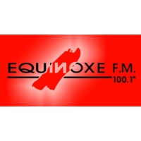 Logo of radio station Equinoxe FM