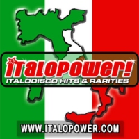 Logo of radio station ITALOPOWER!