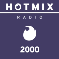 Logo of radio station Hotmixradio 2000