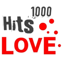 Logo de la radio 1000 HITS Love
