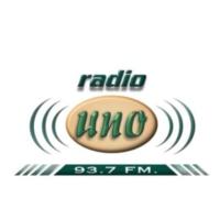 Logo de la radio Radio Uno 93.7