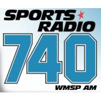 Logo de la radio WMSP Sports Radio 740