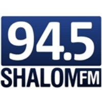 Logo of radio station Shalom Radio