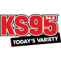 Logo of radio station KSTP KS95