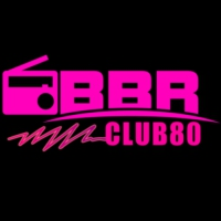 Logo de la radio BBR CLUB 80