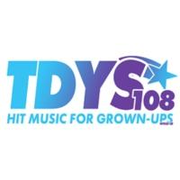 Logo of radio station TDYS Today's 108
