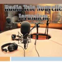 Logo of radio station RTnouveljerusalem.