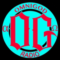 Logo of radio station OmniGod Radio