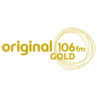 Logo de la radio Original 106 fm Gold