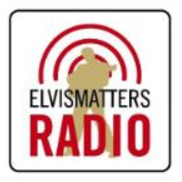 Logo of radio station ElvisMatters Radio
