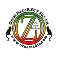Logo de la radio KZCT Ozcat Radio 89.5