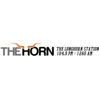 Logo de la radio KTXX 104.9 The Horn