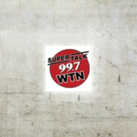 Logo of radio station WWTN
