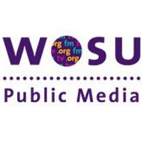 Logo of radio station WOSU News