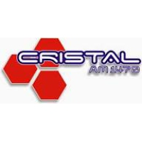Logo of radio station Radio Cristal 1470 AM Las Piedras