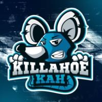 Logo of radio station KAH Radio