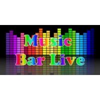 Logo of radio station MUSIC BAR LIVE