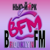 Logo of radio station BrooklynFM (BFM)