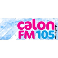 Logo of radio station Calon FM