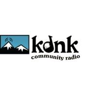 Logo de la radio KDNK NPR