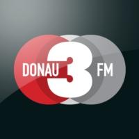 Logo de la radio DONAU 3 FM