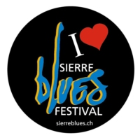 Logo of radio station Radio Sierre Blues Festival