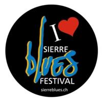 Logo of radio station Radio Sierre Blues Festival