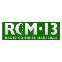 Logo of radio station Radio Comores Marseille