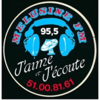 Logo of radio station Melusine Radio