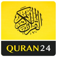 Logo of radio station Quran 24