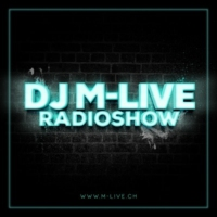 Logo de la radio DJ M-LIVE RADIO