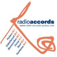 Logo of radio station Radio Accords