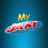 Logo of radio station My  Radio JAM