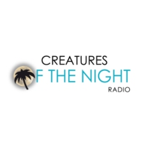 Logo of radio station Creature of the Night Radio