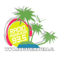 Logo of radio station Radio Primavera 93.5