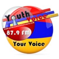 Logo de la radio Yeridasartoutian Tsayne