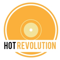 Logo of radio station Hot Revolution