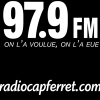 Logo of radio station Radio Cap Ferret