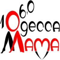 Logo of radio station Одесса Мама