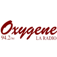 Logo of radio station Oxygène FM