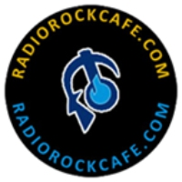 Logo of radio station Radiorockcafe