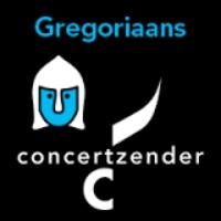 Logo of radio station Concertzender Gregoriaans