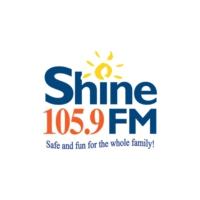 Logo of radio station CJRY-FM 105.9 ShineFM