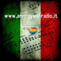Logo of radio station Energy Italia web
