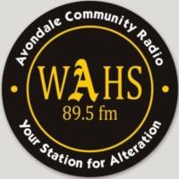 Logo of radio station WAHS 89.5